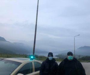 """Θεσπρωτία: Ο Πρόεδρος των Αστυνομικών Θεσπρωτίας Β.Νάκος για την απαγόρευση κυκλοφορίας: """"Επιβάλλεται η απόλυτη συμμόρφωση των πολιτών"""""""