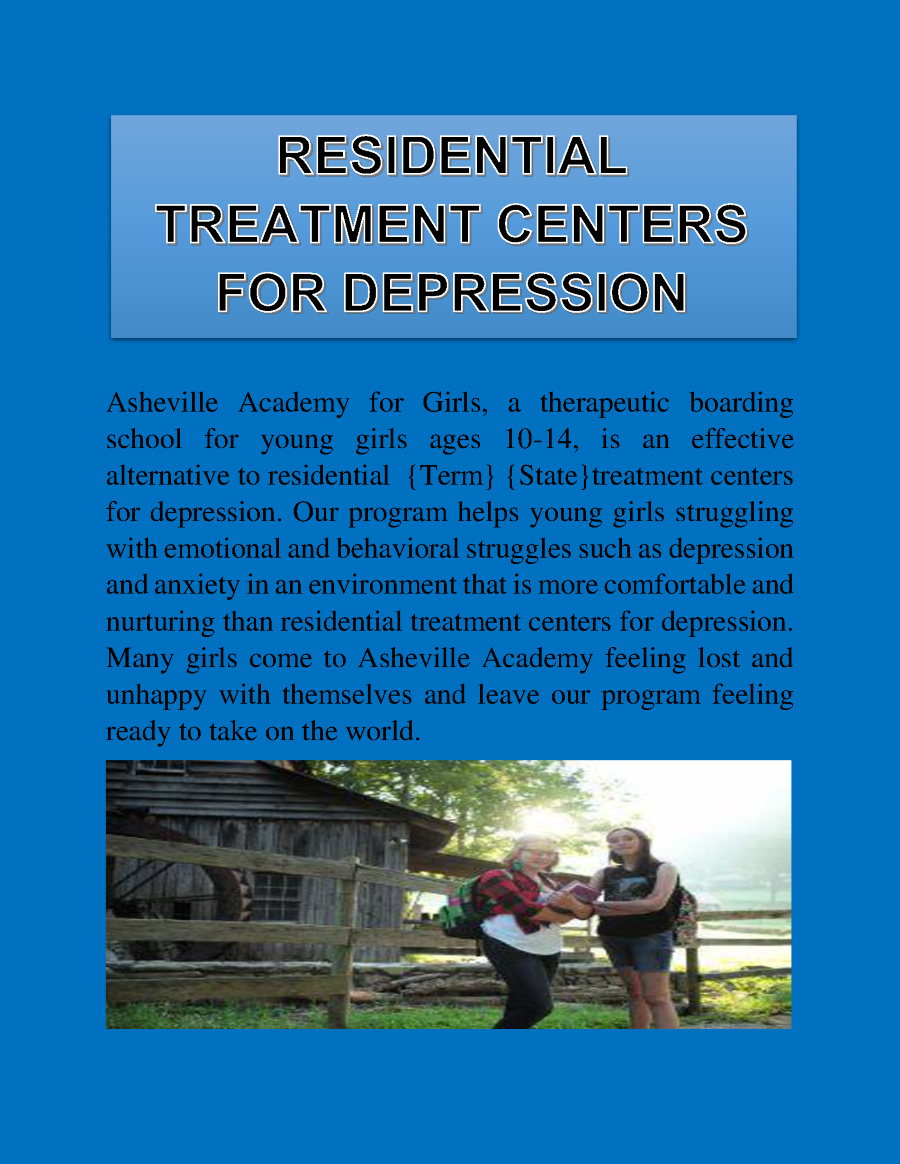 Residential Treatment Centers for Depression |authorSTREAM