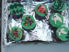 My cupcakes by Teckelcar