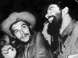 Camilo Cienfuegos y Ernesto Che Guevara
