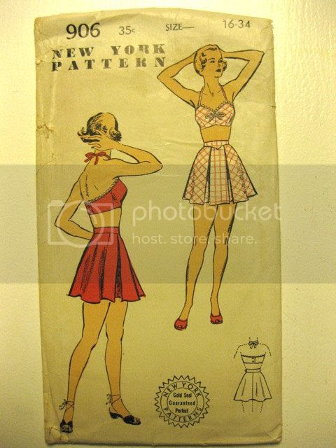 Unique Beachwear Sewing Patterns Pictures - Sewing Pattern Dress ...
