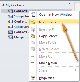 How to Merge Duplicate Contacts in Outlook