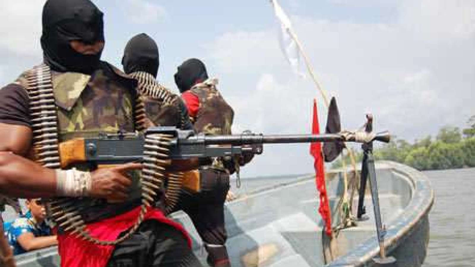 Militants vow to blow oil lines over Buhari's request to World Bank, Army operation