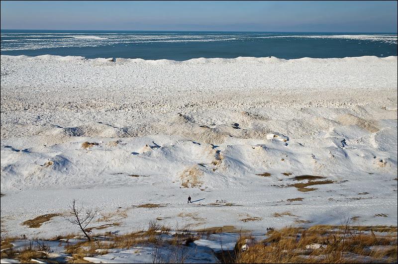 Hundreds of Feet of Ice