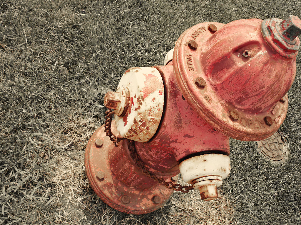 project fire hydrant.
