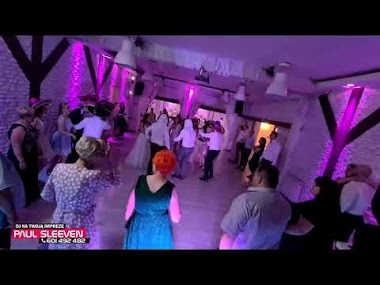Popek - Pakistańskie Disco na WESELU! - CKW Mróz Mieszkowice