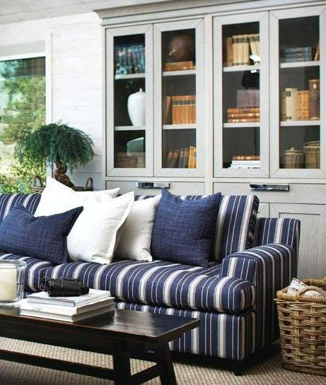 Shades of blue    #home #interior