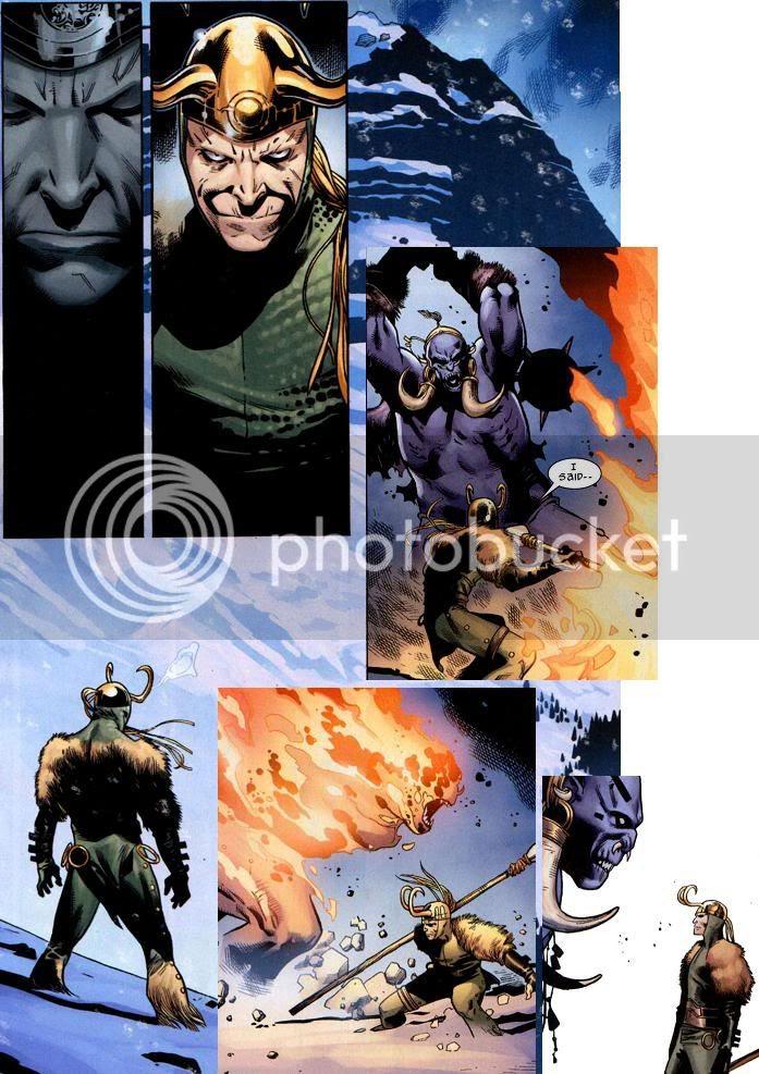 Loki Origins