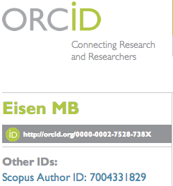 An ORCID identifier for Mike Eisen (or as we know him, http://orcid.org/0000-0002-7528-738X)