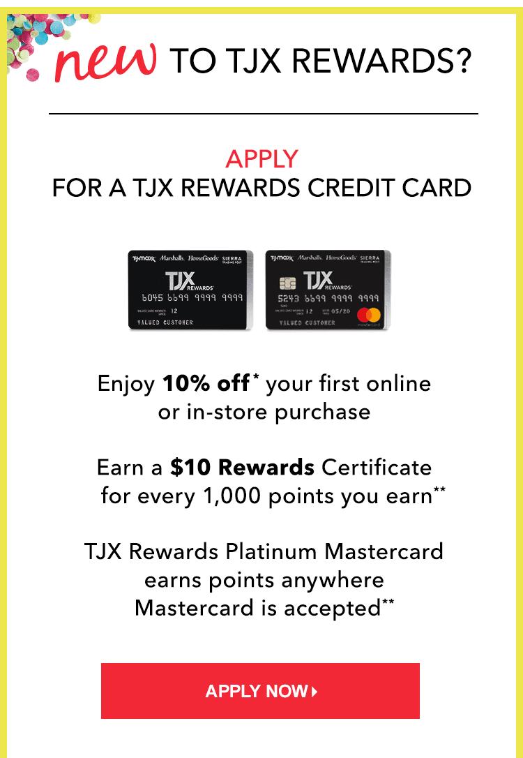 How To Establish Credit: Tjmax Com Credit Card