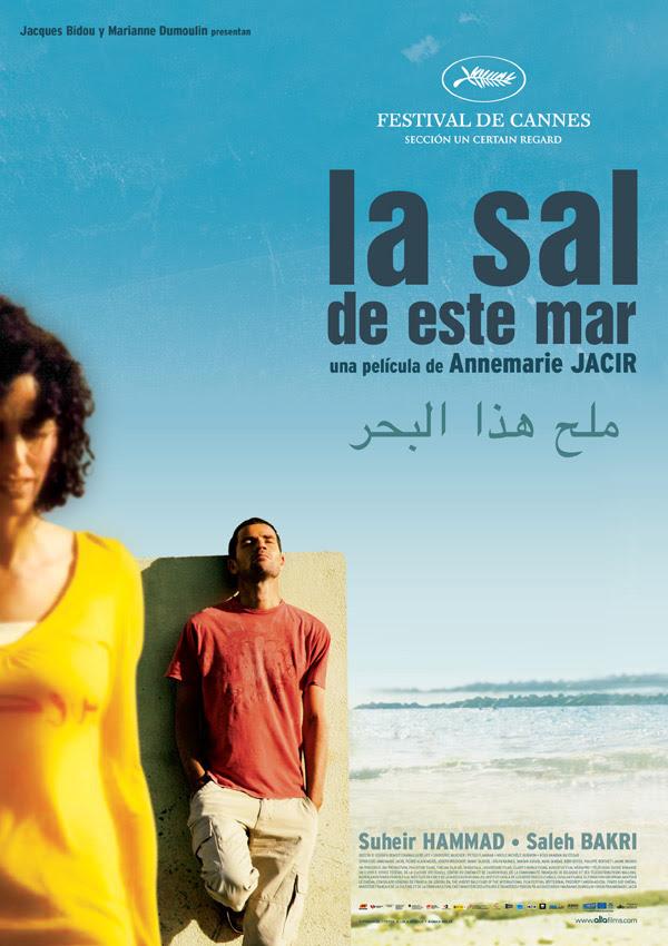 La sal de este mar (Annemarie Jacir, 2.008)