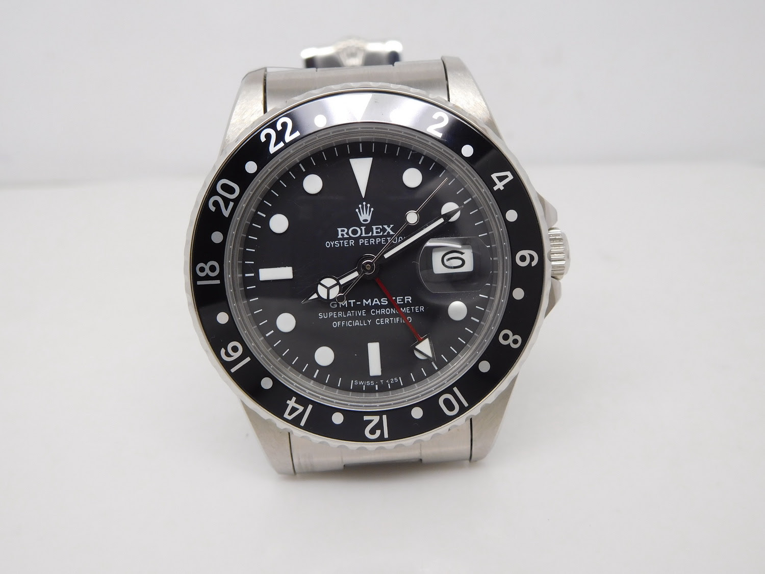 BP Factory Replica Rolex GMT Master Vintage Watch