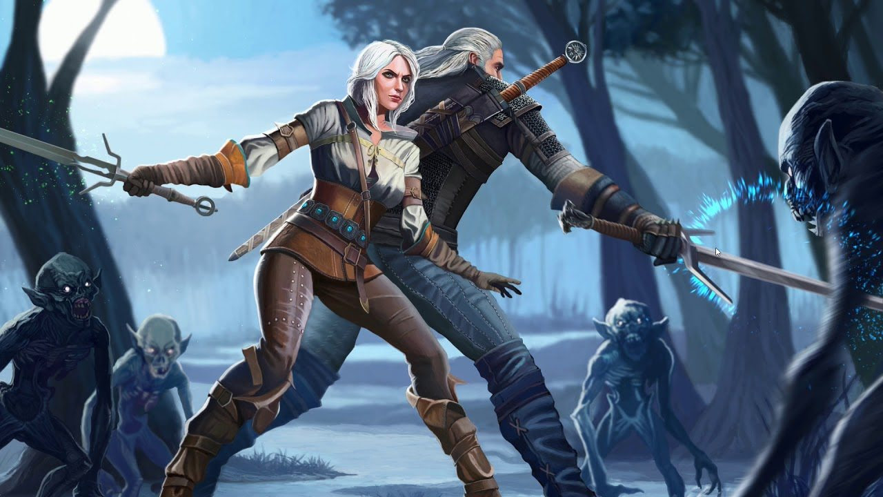 The Witcher 3 Ciri Hd Wallpaper 49166 Baltana