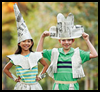 Crafts with Newspapers for Kids