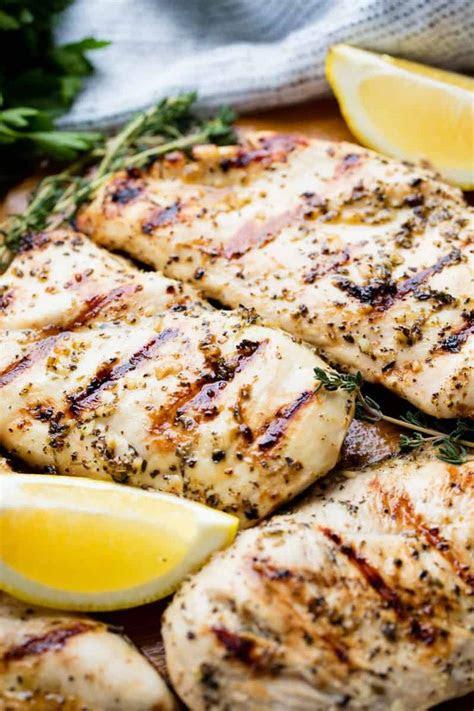 boring boneless skinless chicken breasts