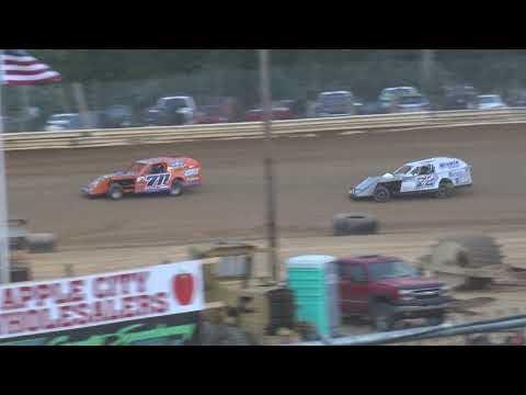 Jackson County Speedway | 6/18/21 | Sport Mod Heat 2
