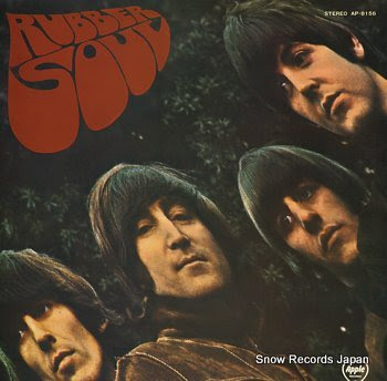BEATLES, THE rubber soul