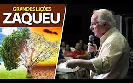 Pastor Paulo Seabra A presença de Jesus na casa de Zaqueu