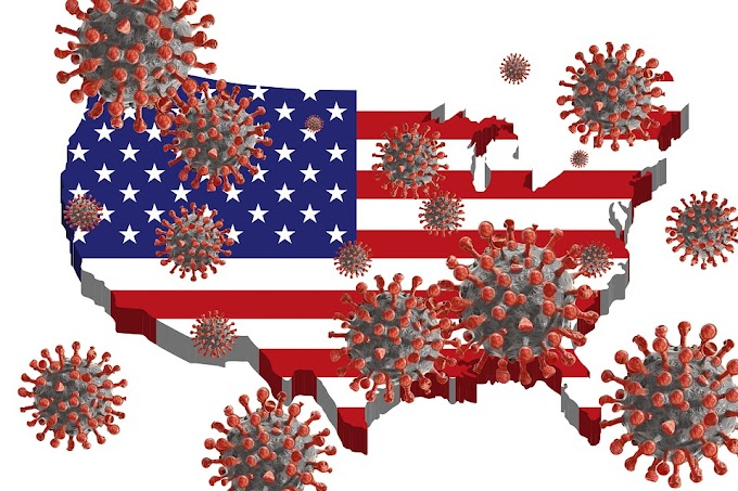 3.5 Million people are infected by Covid 19 in United State of America