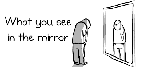 The Oatmeal: Mirror