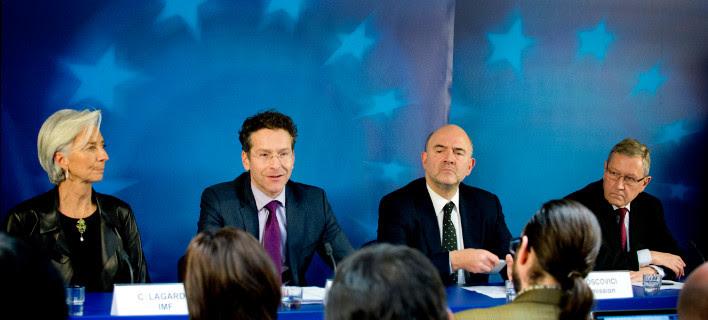 Ντάισελμπλουμ, Μοσκοβισί, Λαγκάρντ: Αυτά αποφασίσαμε για την Ελλάδα - Οροι και προθεσμίες