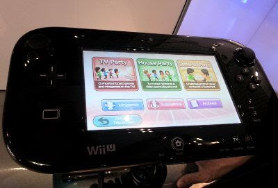 Nintendo Wii Party U Video Game