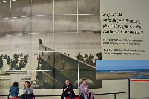 The Memorial, Caen, France