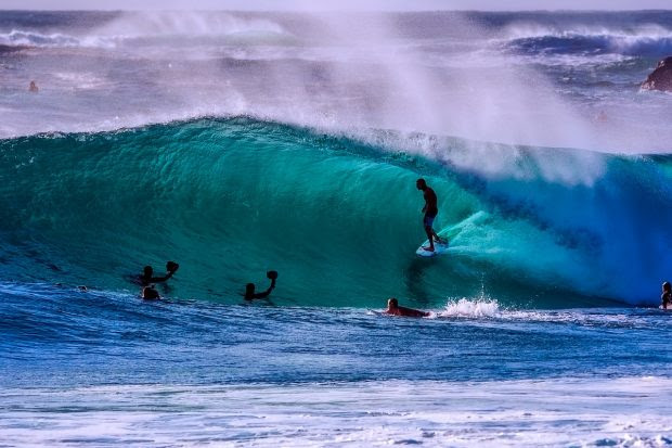 Best Places for Surfing During the Winter Months