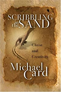 """Cover of """"Scribbling in the Sand: Christ ..."""