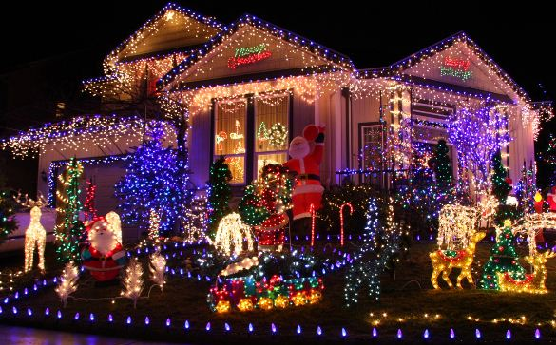 - Christmas Lights Show Christmas Ideas