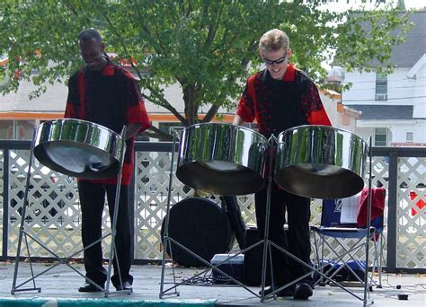 Add Caribbean Vibe to Weddings with a Steel Drum Band