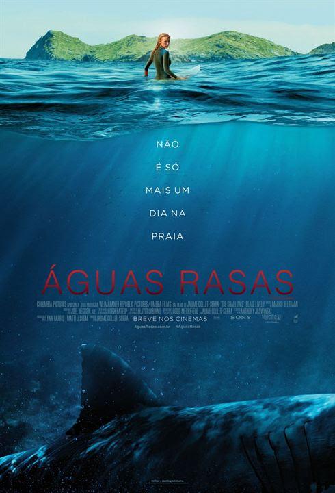 Águas Rasas : Poster