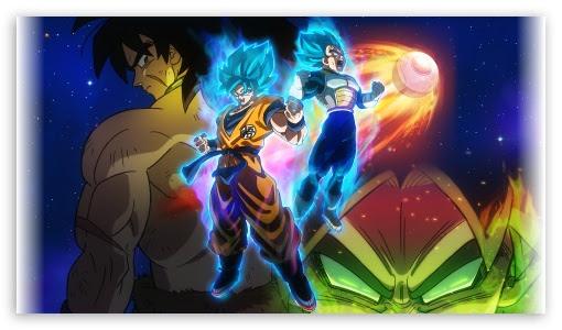 Dragon Ball Super Background Gambarku