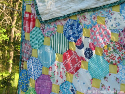 5 New Old Quilt