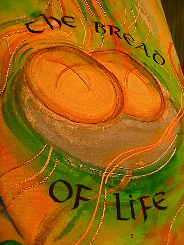 The Bread of life at Holy Trinity