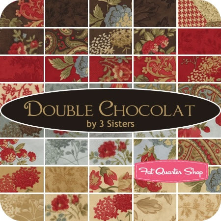 Double Chocolat - 3 Sisters for Moda Fabrics...love these!!!
