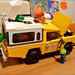 Pizza Planet Truck  - Toy Story - 4