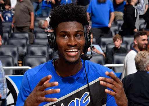 Avatar of Jonathan Isaac Putting in Work From the Sidelines