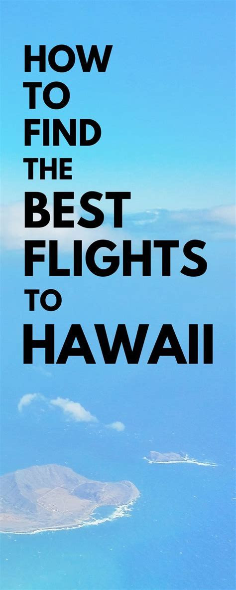 25  beautiful Airlines to hawaii ideas on Pinterest