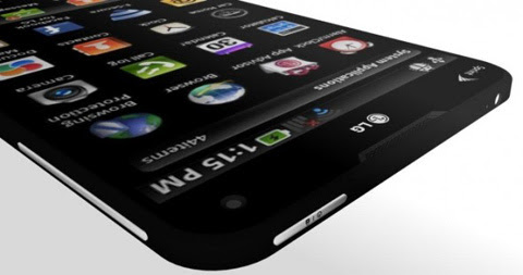 Smartphone, LG, tablet, Android, Firefox OS, màn hình dẻo, Optimus G2