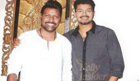Vijay full of praises for Lawrence