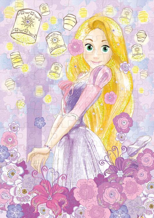 Epo 72 003 ディズニー Rapunzelラプンツェル Royal Lavender 塔