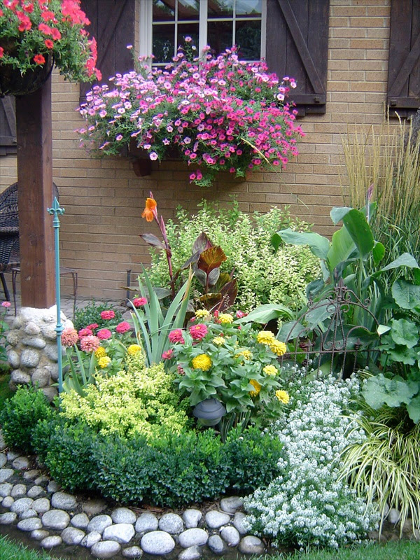Small Backyard Ideas For Birds And Flowers