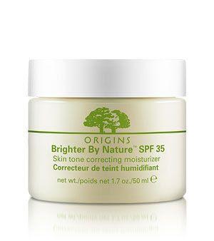 Origins Brighter By Nature SPF 35 Moisturizer