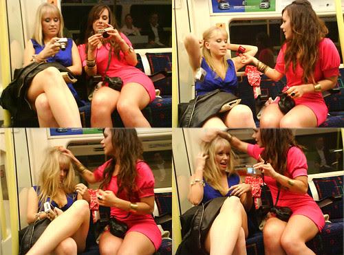 girls on the tube