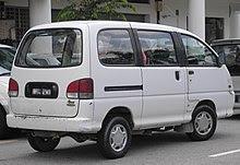 Perodua Rusa - Wikipedia Bahasa Melayu, ensiklopedia bebas