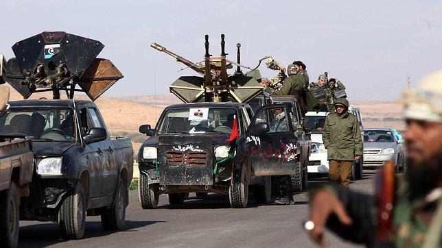 Parte del arsenal libio acaba en manos de Al Qaida