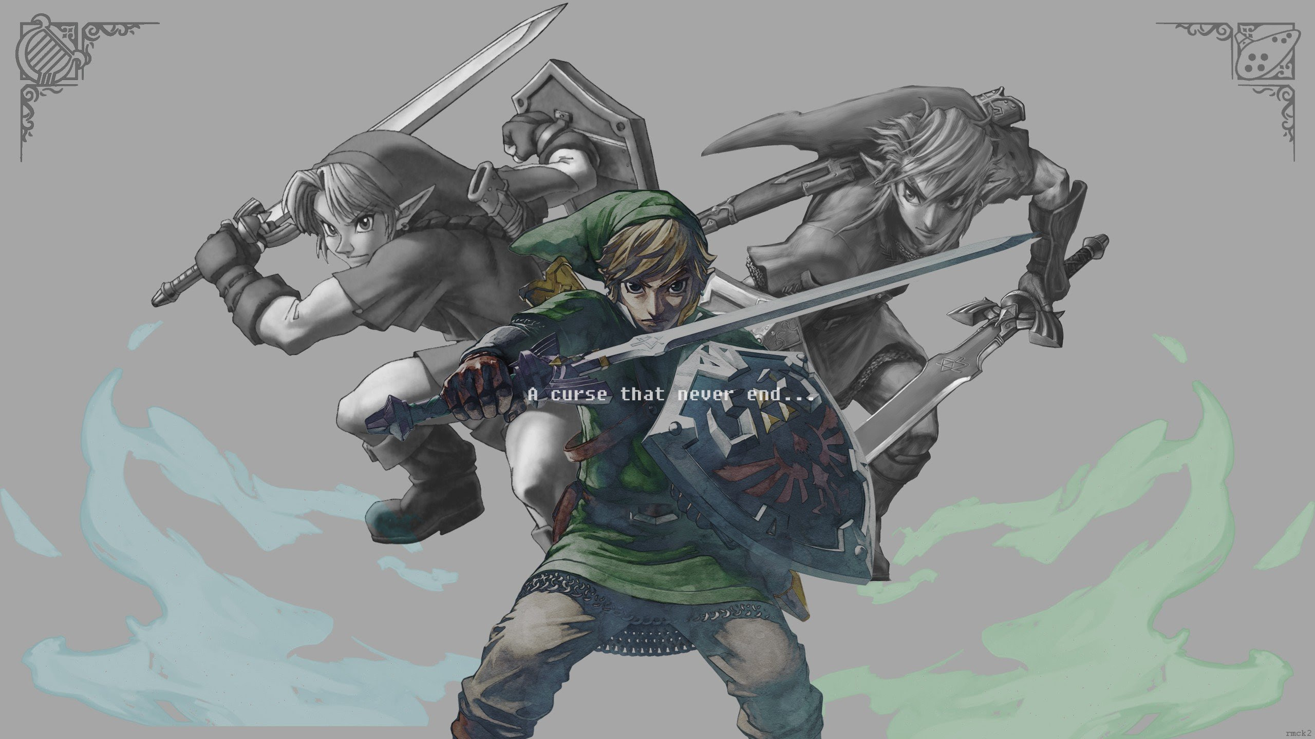 Zelda The Legend Of Zelda Tloz Triforce Link Wallpapers Hd