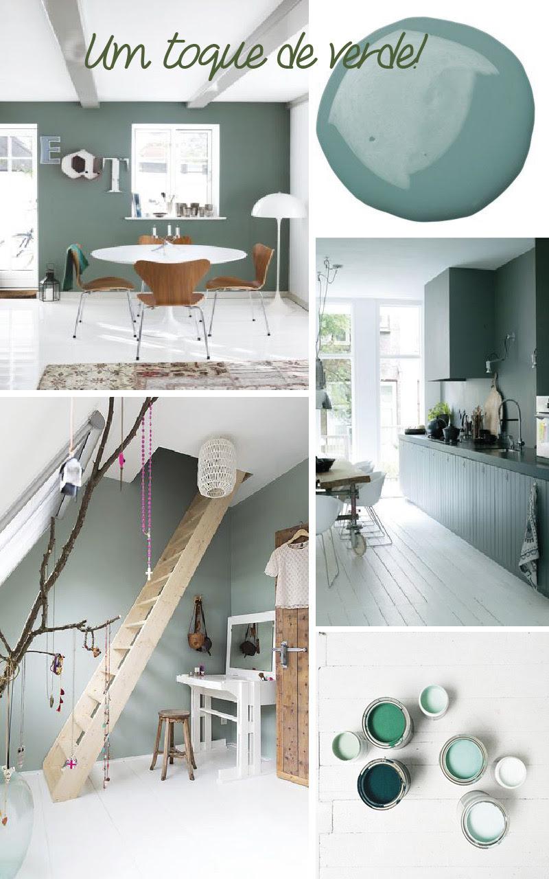 Choisir Du Vert Pour Les Murs 5 Bonnes Raisons Decouvrirdesign
