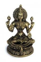 Statua di Lakshmi Piccola - 24 cm
